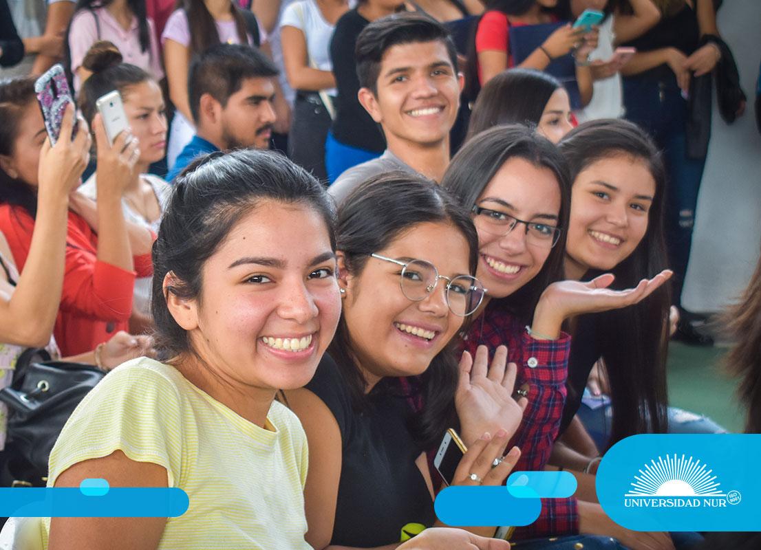 Bienvenidos  Estudiantes 2019-I