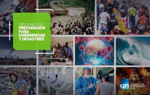 Diplomado en Preparación para Emergencias y Desastres